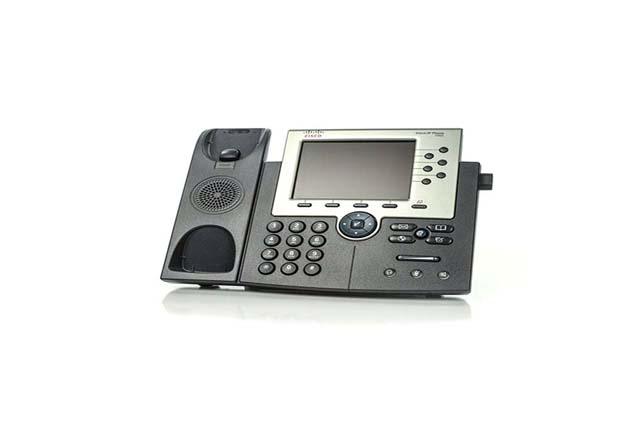 Cisco 7965 reset
