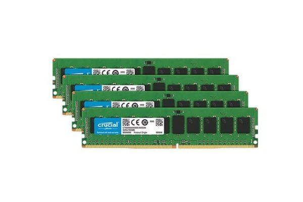 RAM Crucial 8GB DDR4-2400 UDIMM