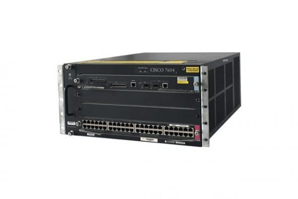 Router Cisco 7604