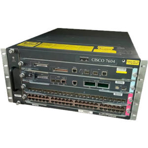 Router Cisco 7604 full
