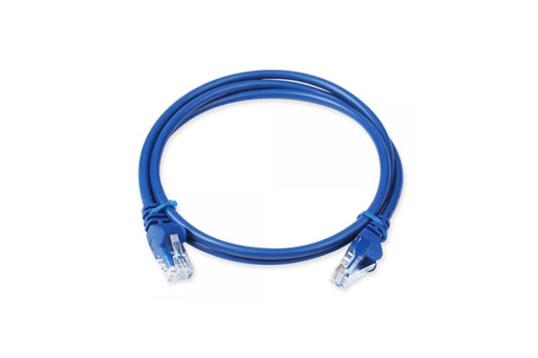 Lan kabel CAT5E UTP 0.5metr