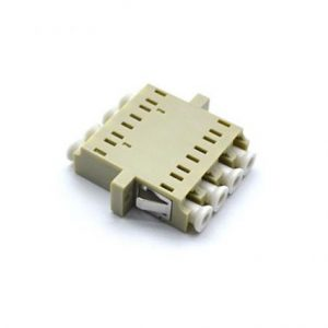 Adapter LC-UPC/LC-UPC MM Quad