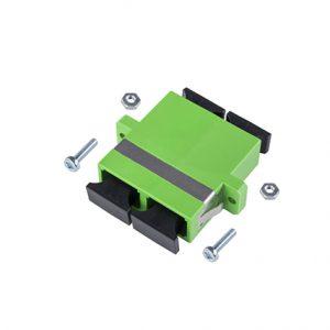 Adapter SC-APC-SC-APC SM Duplex