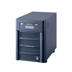 NAS Buffalo TS-H0.0TGL/R5